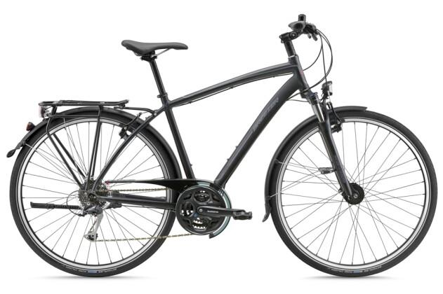 Trekkingbike Breezer Bikes Liberty 4S+ 2016
