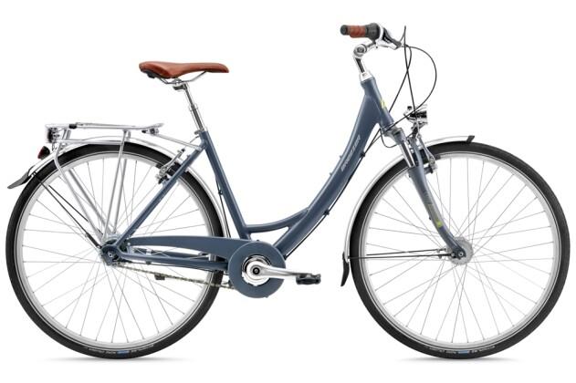 Citybike Breezer Bikes Liberty IGS+LS 2016