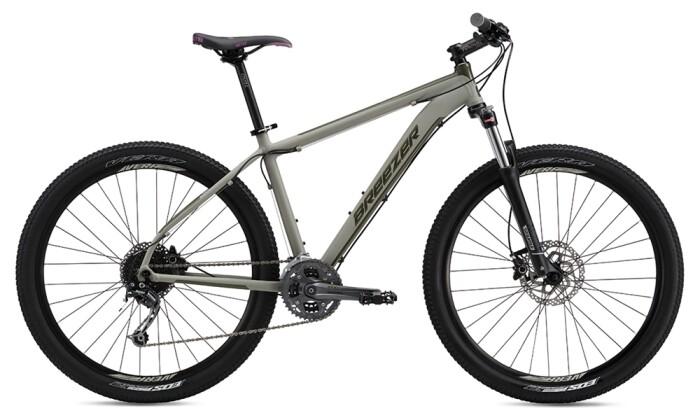 Mountainbike Breezer Bikes Storm 27 Comp 2016