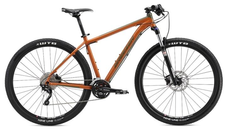 Mountainbike Breezer Bikes Storm 29 Expert 2016