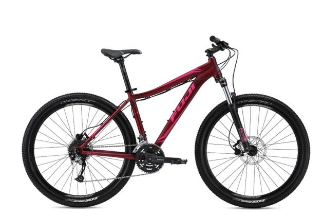 Mountainbike Fuji Addy 27.5 1.3 2016