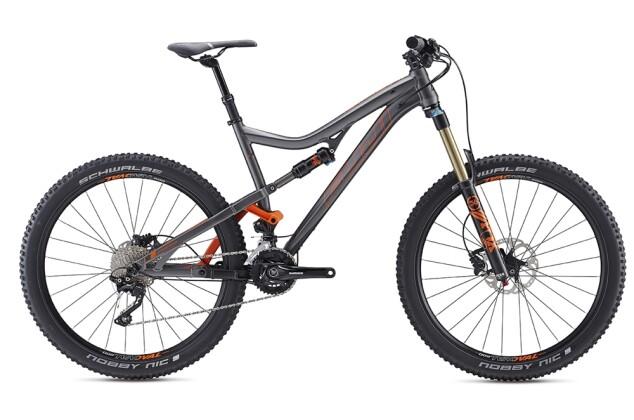 Mountainbike Fuji Auric 27.5 1.7 2016