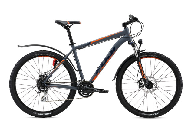Mountainbike Fuji Nevada 27.5 1.7 Eqp 2016