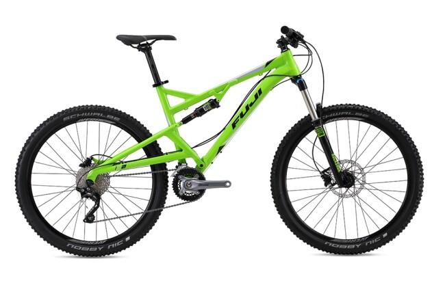 Mountainbike Fuji Reveal 27.5 1.0 2016