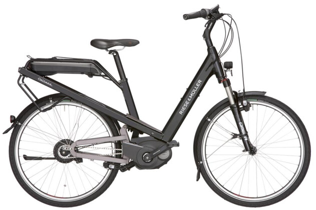E-Bike Riese und Müller Culture automatic 2016