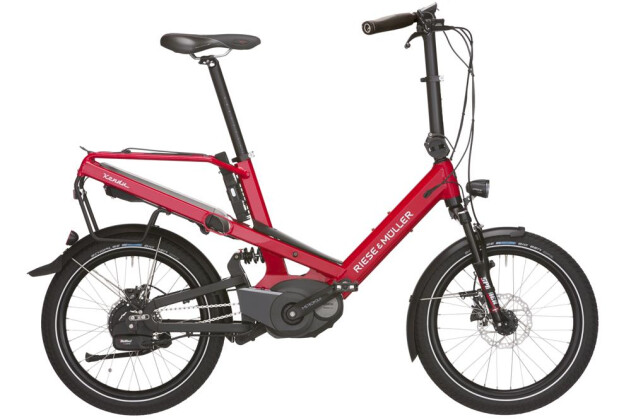 E-Bike Riese und Müller Kendu automatic 2016