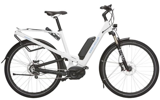 E-Bike Riese und Müller Homage rohloff 2016