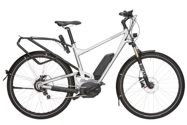 E-Bike Riese und Müller Delite nuvinci HS 2016
