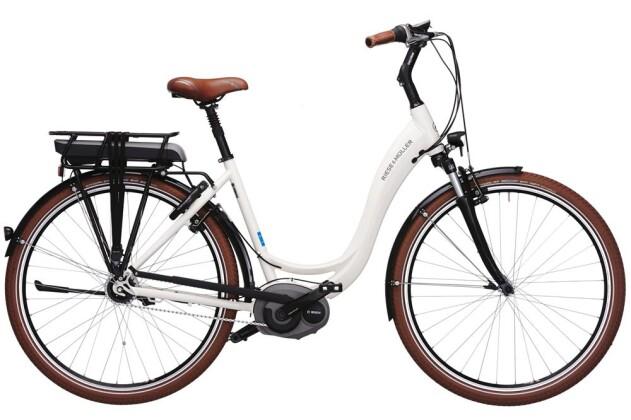 E-Bike Riese und Müller SWING city rücktritt 2016