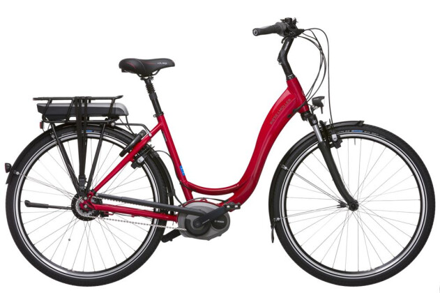 E-Bike Riese und Müller SWING automatic 2016