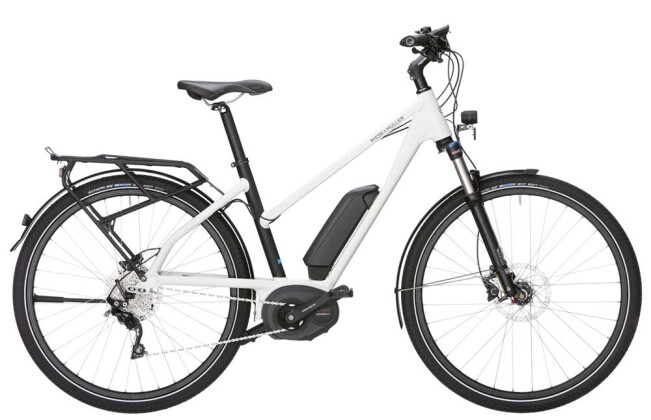 E-Bike Riese und Müller CHARGER touring 2016