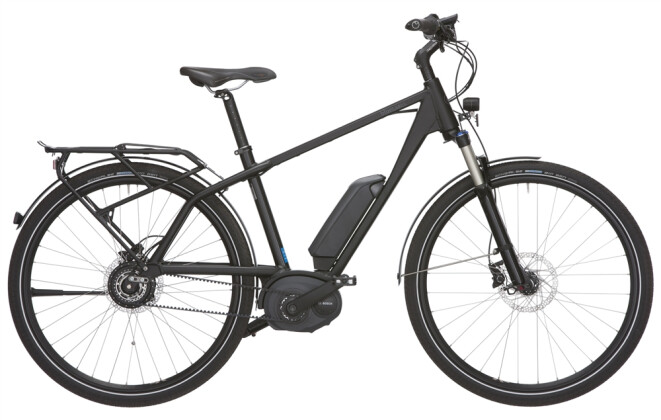 E-Bike Riese und Müller CHARGER nuvinci  2016