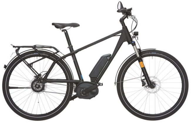 E-Bike Riese und Müller CHARGER nuvinci HS 2016