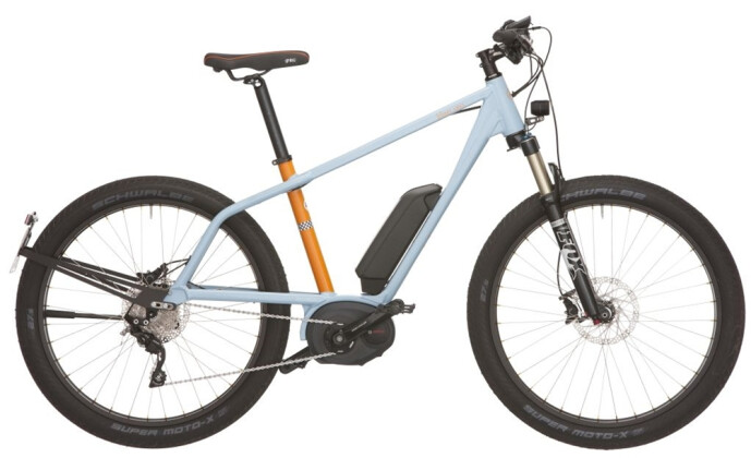 E-Bike Riese und Müller CHARGER GT45 HS 2016