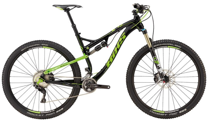 Mountainbike BiXS Sign 320 2016