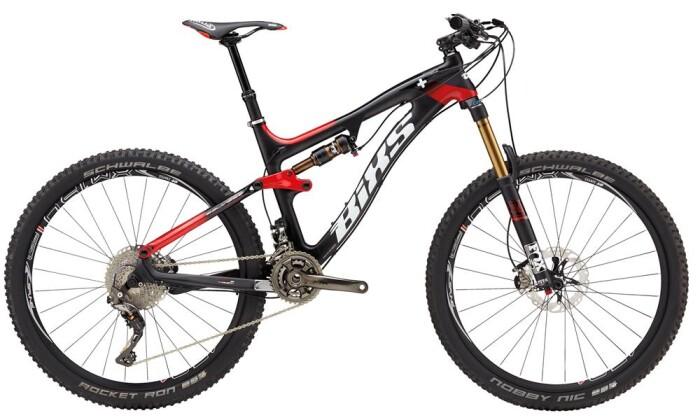 Mountainbike BiXS Sauvage Climber 2016