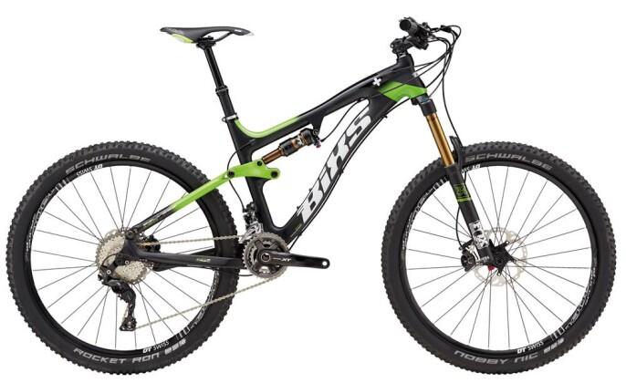 Mountainbike BiXS Sauvage 150 2016