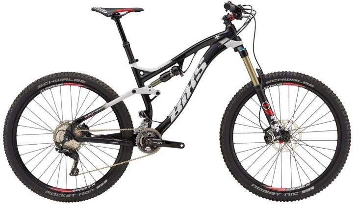 Mountainbike BiXS Sauvage 350 2016