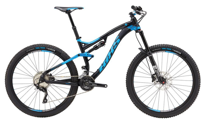 Mountainbike BiXS Sauvage 450 2016
