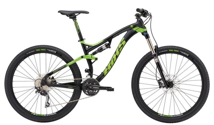 Mountainbike BiXS Sauvage 550 2016