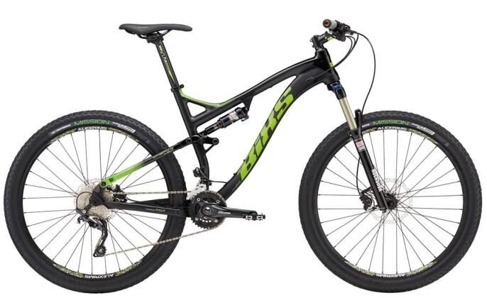 Mountainbike BiXS Chamois 420 2016