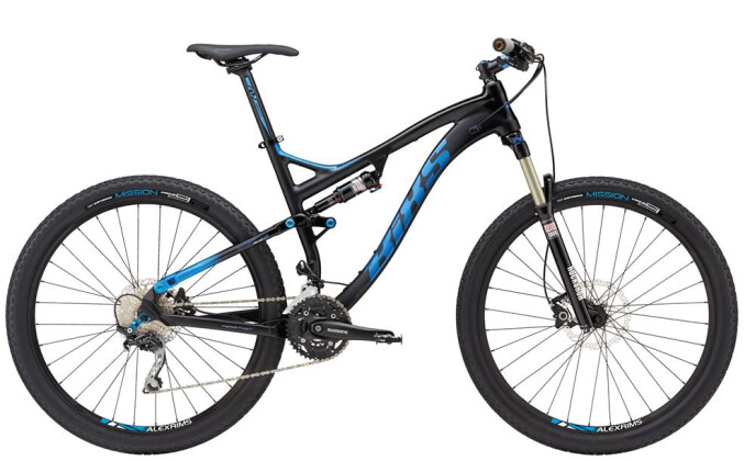 Mountainbike BiXS Chamois 520 2016