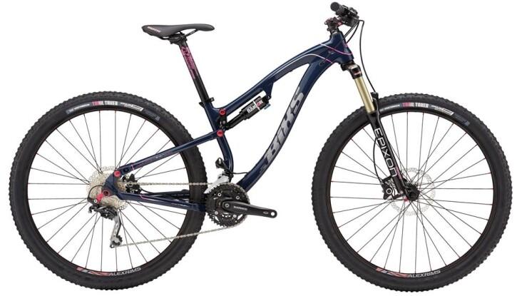 Mountainbike BiXS Mariposa Sign 320 2016