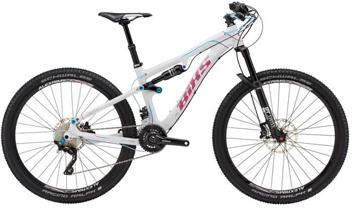 Mountainbike BiXS Mariposa Chamois 120 2016