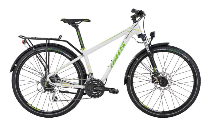 Mountainbike BiXS Mariposa 500 EQ 2016