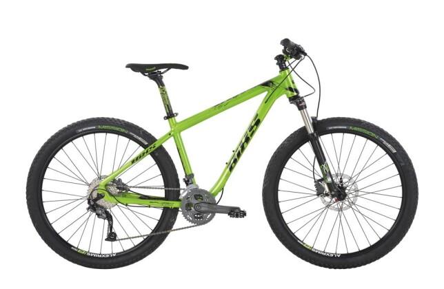 Mountainbike BiXS Splash 100 green 2016