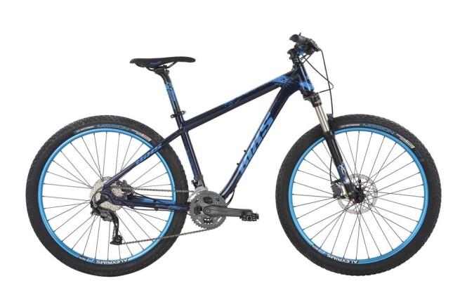 Mountainbike BiXS Splash 100 black 2016