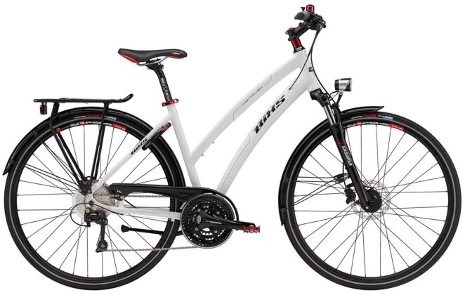 Trekkingbike BiXS Campus 1 Lady Gor 2016