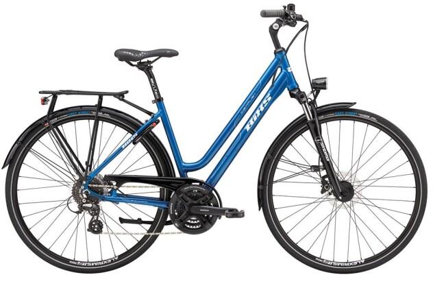 Trekkingbike BiXS Campus 4 Lady Wiege blue 2016