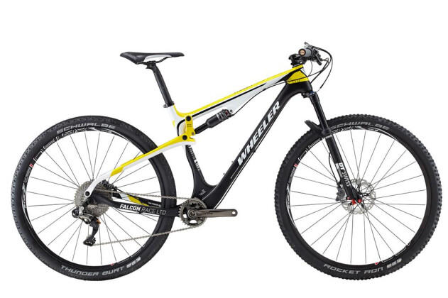 Mountainbike Wheeler Wheeler Falcon Race LTD 2016