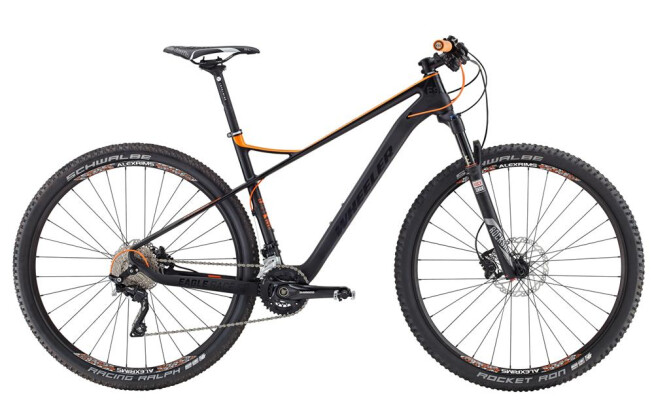 Mountainbike Wheeler Wheeler Eagle Race SL 2016