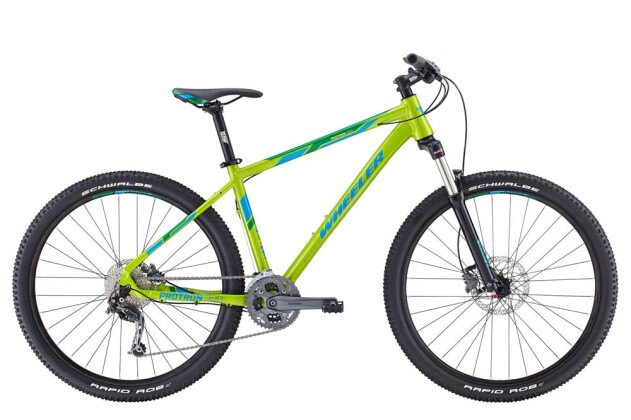 Mountainbike Wheeler Wheeler Protron 300 green 2016