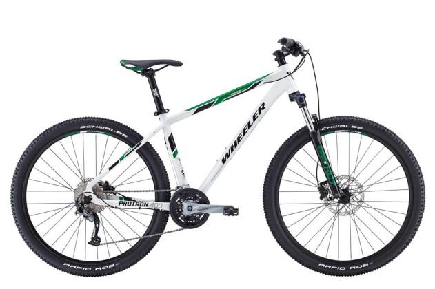 Mountainbike Wheeler Wheeler Protron 400 white 2016