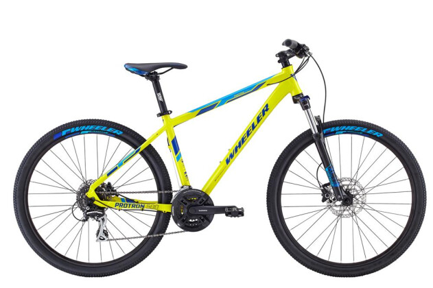 Mountainbike Wheeler Wheeler Protron 500 yellow 2016
