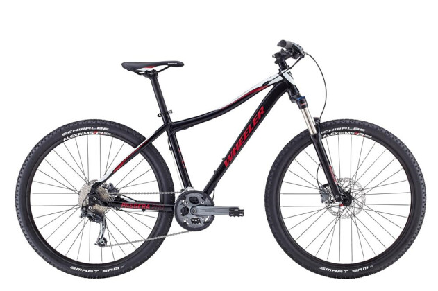 Mountainbike Wheeler Wheeler Passera 200 black 2016