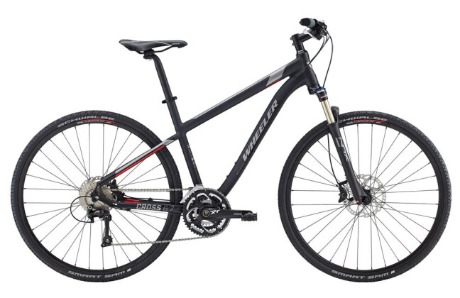 Crossbike Wheeler Wheeler Cross 6.7 lady 2016