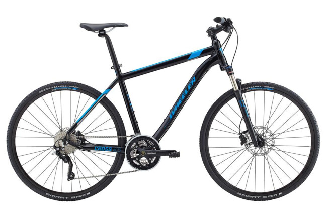 Crossbike Wheeler Wheeler Cross 6.5 man 2016