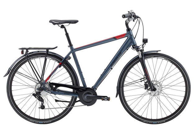 Trekkingbike Wheeler Wheeler Allterra Advanced man 2016