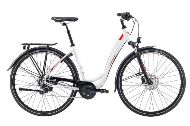 Citybike Wheeler Wheeler Allterra Endurance DI white 2016