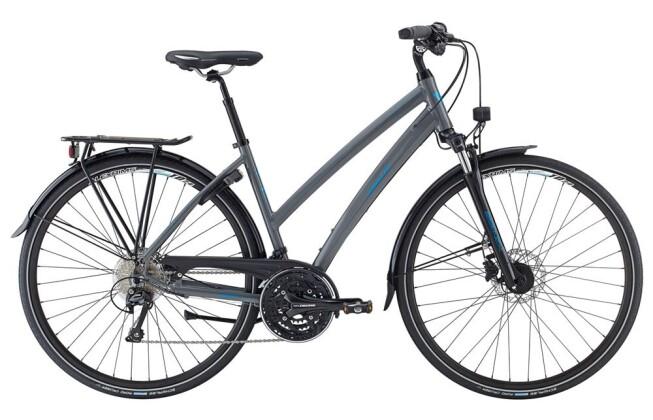 Trekkingbike Wheeler Wheeler Ecorider Premium lady 2016