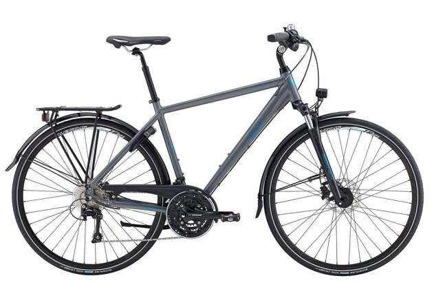 Trekkingbike Wheeler Wheeler Ecorider Premium man 2016