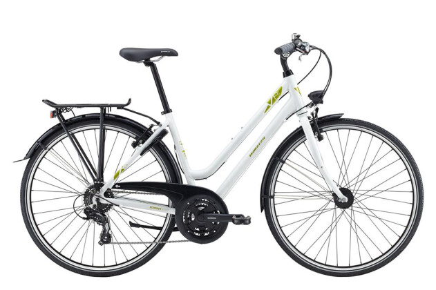 Trekkingbike Wheeler Wheeler Ecorider Basic lady white 2016