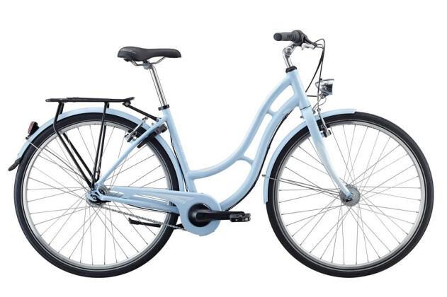Citybike Wheeler Wheeler Alley Chic light blue 2016