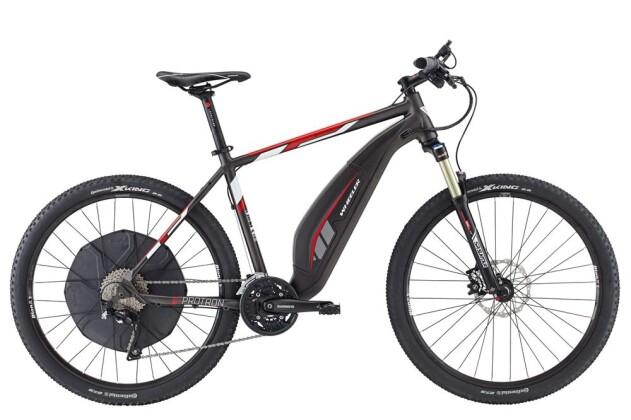 E-Bike Wheeler Wheeler E-Protron 2016