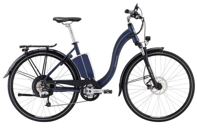 E-Bike Wheeler Wheeler E-Allterra DI 2016