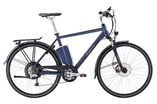E-Bike Wheeler Wheeler E-Allterra man 2016